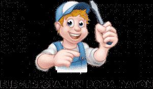 Electrician in Boca Raton Logo